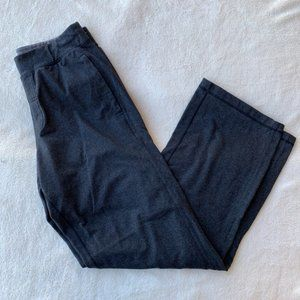 Lululemon Kung Fu Heathered Gray Sweatpant Joggers
